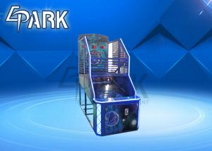 China Indoor Play Game Youth Street Arcade Basketball Game Machine With Metal Cabinet on sale