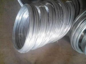 China Hot-dipped galvanzied wire /Electro galvanized wire on sale