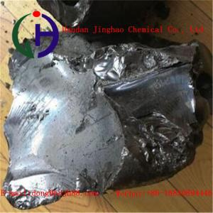 China Black Solid Coal Tar Hard Binder Pitch Material For Pre-Baked Anode Cells on sale
