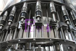 China Máquina de enchimento vertical de enchimento da garrafa plástica da planta da água potável da capacidade alta on sale