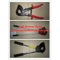 China ACSR Ratcheting Cable Cutter,Cable-cutting plier on sale