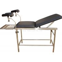 Light Gynecology Exam Chair , Gynae Examination Beds Stainless Steel Frame