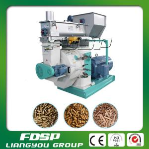 Best price 1-2t/h stainless steel ring die wood pellet making