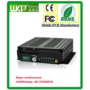China Anti-Vibration 2 Channel Mobile DVR 3G WIFI H.264 Compression on sale