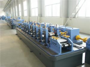 China 正方形および円形の鋼管の溶接機ライン倍のローラーの送り装置 on sale