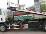 Road Flatbed Wrecker Tow Truck Recovery Vehicle