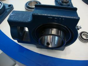 China Durable UCT Seires Pillow Block Bearings Cast Iron For Unloading And Lifting Machines on sale