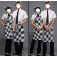 Chef kitchen garment/Chef Hat/kitchen apron-3