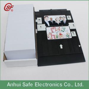 China inkjet pvc card on sale