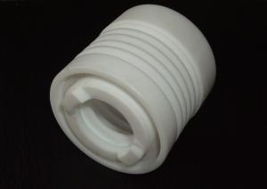 China flexible PTFE connector parts with 100% teflon material, used to connect flange or other on sale