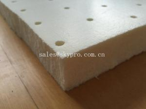 China 100% Natural Latex Foam Massage Mattress Hot Fashion Style Home Furniture Healthy Memory Foam Mattress for Sleeping on sale