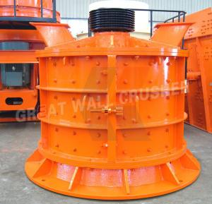 China Vertical Compound Crusher - Great Wall on sale