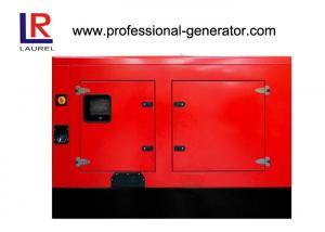 China CE Certificate 725kVA Diesel Cummins Generators With Water Cooling Low Noise on sale