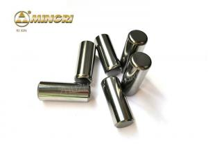 China HPGR Grind / Polished Cemented Carbide Stud / Pins / Insert For Mining Stone Crushing on sale