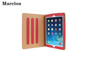 China Customized Leather Ipad Air Case , Ipad Air 2 Smart Case With Multi Color on sale