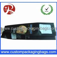 Eco-Friendly OEM Tin Tie Coffee Packaging Bags For Coffee Beans