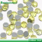 jx826 china hotfix rhinestones natural;shiny hotfix natural rhinesetone;for garment natural hotfix rhinestones