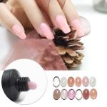 Beautiful Sweet Color Poly Gel (Tube)  High quantity for  Nude Color LED/UV Gel Polish