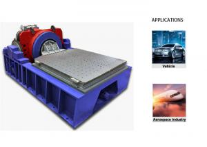 China High Frequency Electromagnetic Vibration Testing Equipment Easy To Operate on sale