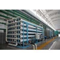 China Alimentation automatique de chaudière de système de RO d'osmose d'inversion de PLC de purification de traitement de l'eau on sale