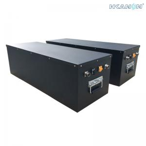 China 48V 120Ah Custom Lifepo4 Battery Pack 5000W High Power For Solar System on sale