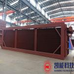Low Temperature Boiler Economizer / Exhaust Gas Economiser In In Steam Power Plant