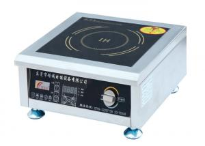 China commercial induction cookware / induction table cookers 380V / 220V 5000w on sale