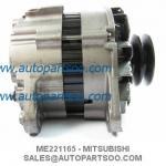 ME221165 A004TU6888 - Mitsubishi Fuso Canter Alternator 24V 80A Alternadores FE50C FE51C