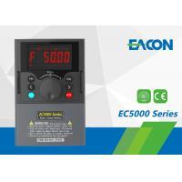 China 5 HP 200V Universal Vector Frequency Inverter 50hz - 60hz Vfd 3 Phase Converter on sale