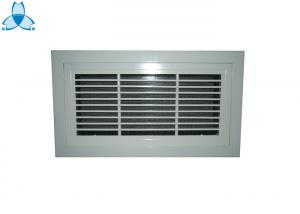 China Central Air - Conditioning Return Air Louver - Hinged Style With Filter on sale