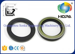 China Excavator Parts Standard Oil Seal Sizes , Abrasion Resistant Rubber Oil Seal on sale