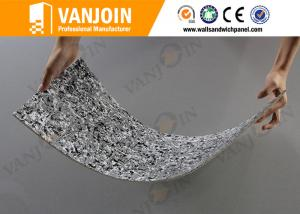 China Soft flexible stone veneer , Roman lightweight wall tiles Interior / Exterior Decorative on sale