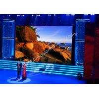 10 Mm Pixel Pitch LED Stage Display Without Fans Good Hot Dissipation