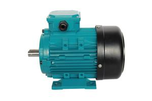 China IE1 Efficiency Three Phase Induction Motor With Thermal Protection (PTC) 1.5kw 2 HP on sale