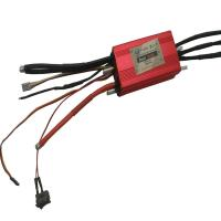 Waterproof Brushless RC Boat ESC Speed Controller 16S 400A With 5V 0.5A BEC / Switch