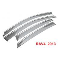 China Professional Car Window Visor / Wind Deflector Toyota RAV4 2013 Automobile Accessories on sale