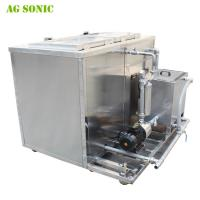 100 liters Industrial Ultrasonic Cleaner High Power Air Conditioning Vent