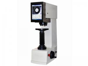China Software Installed Brinell Hardness Testing Machine Auto Lifting Digital Brinell Hardness Tester on sale