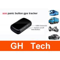 China 4200MAh portátil 82 horas de usin fácil de trabalho contínuo nenhum perseguidor de instalação dos gps do botão de pânico do sistema SOS do perseguidor dos gps do carro on sale