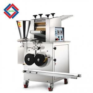 China Commercial Automatic Empanada Samosa Maker Frozen Gyoza Machine Dumpling Making Machine on sale
