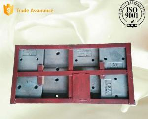 Quality Pearlitic Chrome Molybdenum Alloy Steel Castings Ni Hard Liners for sale