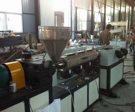 China Линия штранг-прессования трубы ПЭ высокой интенсивности 12м/мин для труб из волнистого листового металла on sale