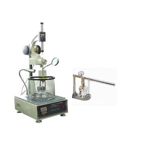 China Lubricating Oil Analysis Equipment Grease Cone Needle Penetrometer Testing Equipment on sale