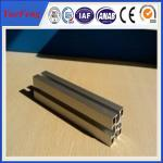 China 40*40 aluminium profiles for Machine brackets and frame wholesale