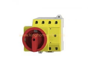 China HGN4-002GL 1000V DC Solar Isolator Switch Without Enclosure (TUV) on sale