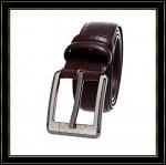 Stigmatisez la ceinture «Fuliter» 084 ceintures en cuir véritables d'hommes de vache bonne qualité