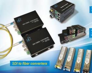 China HD/3G SDI Fiber Converter RS485 data to fiber HD video optical converter on sale