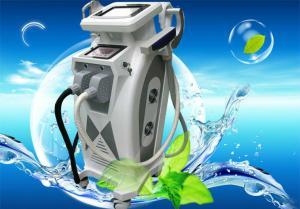 China nd yag laser+IPL +RF Multifunctional beauty machine tattoo/hair /wrinkle removal on sale