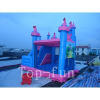 Kids Indoor or Outdoor Princess Commercial Inflatables Bouncy Castle House for Hire