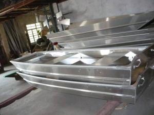 China Aluminum Boat---SD F on sale